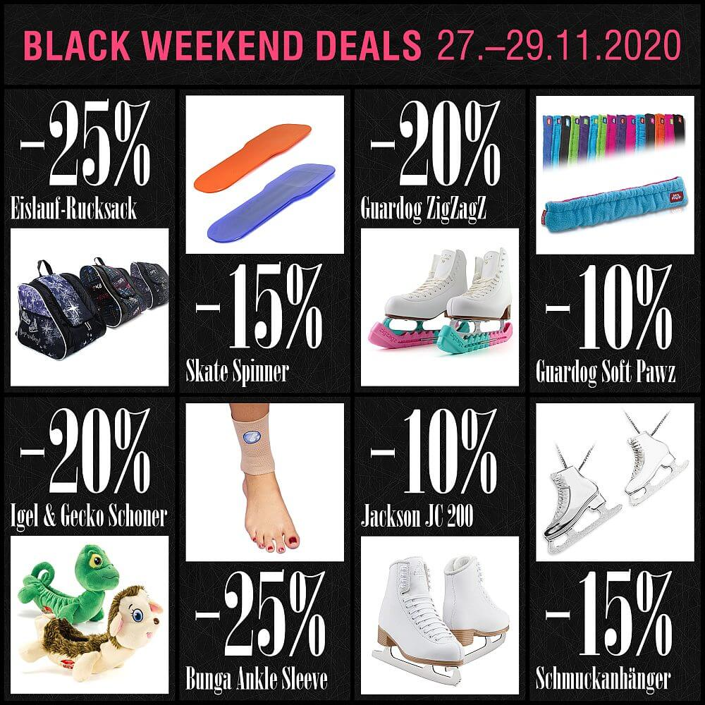 Black Weekend Deals Eiskunstlauf-Shop