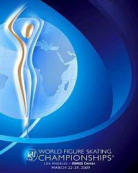 Eiskunstlauf Weltmeisterschaft 2009 in Los Angeles
