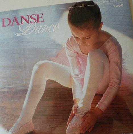Intermezzo Dance Calendar