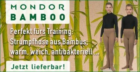Mondor Bambus Strumpfhosen