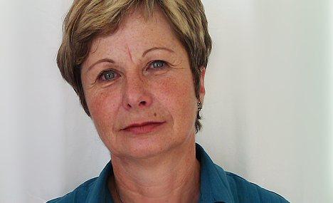 Unsere neue Mitarbeiterin ... Frau Schöne (sen.)