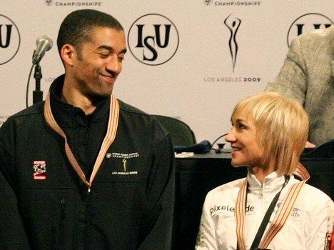 Aljona Savchenko und Robin Szolkowy sind Weltmeister!