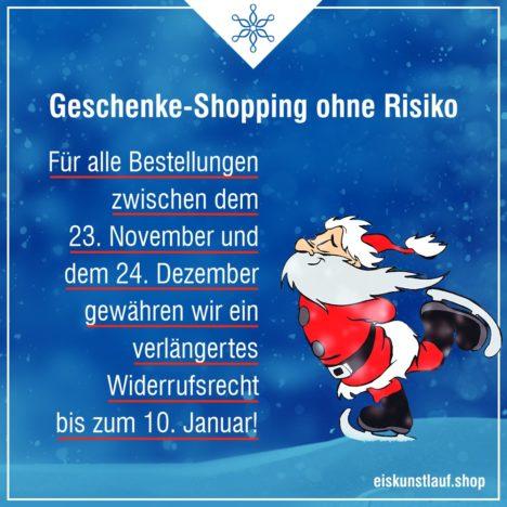 Geschenke-Einkauf ohne Risiko